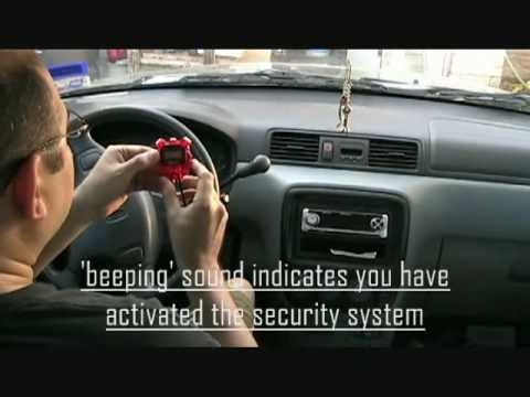 TurboKill electronic kill switch car security