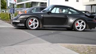 getlinkyoutube.com-Porsche 993 Turbo - noise and acceleration