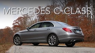 getlinkyoutube.com-2015 Mercedes-Benz C-Class Quick Drive | Consumer Reports