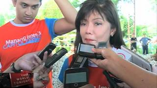 Imee Marcos eyes 'Solid North' for Bongbong
