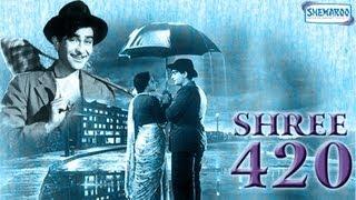 getlinkyoutube.com-Shree 420 - Part 1 Of 16 - Raj Kapoor - Nargis - Nadira - Bollywood Movies