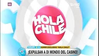 La seguridad actuó: El bochorno que vivió Di Mondo en el casino de Viña del Mar