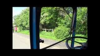 getlinkyoutube.com-Walsall Trolleybus 862 at the Black Country Living Museum