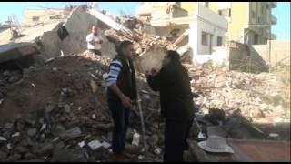 بلدي يا غزة حلقة الأسمنت الجزء(2) يتبع