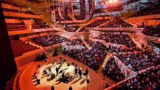 Miu in der Elbphilharmonie -  Dependent Lady