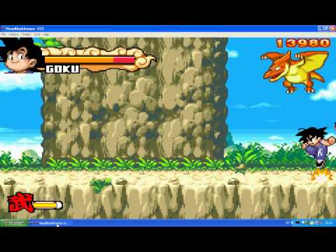 Dragon Ball - Advanced Adventure - GBA - PARTE 01 - Chefão Traveco e Pedófilo