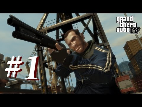 Grand Theft Auto 4 Multiplayer Shenanigans with Creatures Episode 1 - Dead in 15 Seconds