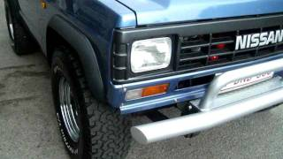 getlinkyoutube.com-nissan patrol 3.3 turbo  restaurée