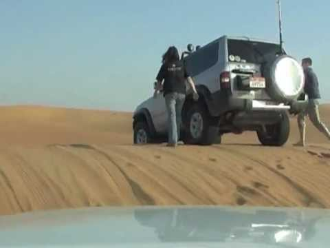 Desert Safari - Offroad Driving in the Sand Dunes