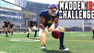 getlinkyoutube.com-Can I Return An Onside Kick For A Touchdown? - Madden 16 NFL Challenge