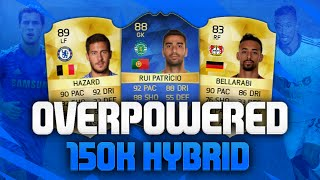 getlinkyoutube.com-FIFA 16 OVERPOWERED 150K HYBRID SQUAD BUILDER! FT.88 RATED TOTS!