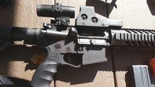 getlinkyoutube.com-7.62x39 AR-15 Upper Receiver Accuracy and Reliability Update (Barrier Defense Upper)