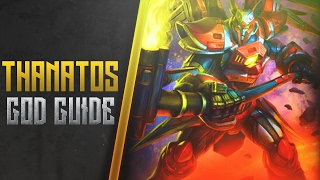 Thanatos CURRENT GOD GUIDE: THE BUILD AND TIPS/TRICKS - Smite