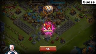 getlinkyoutube.com-JT's Main Rolling Till I GET HeartBreaker Hire Heroes & Win Castle Clash