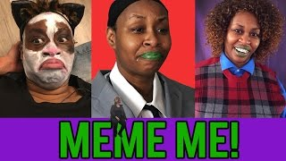 getlinkyoutube.com-Meme Me!  The Greatest Memes of the Internet, Part 1 - with GloZell