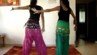 Great Dance By 2 Girls