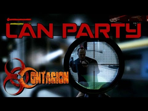 Contagion - Hunted PVP - LAN Party