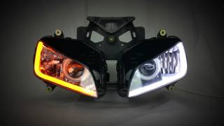 getlinkyoutube.com-XKGLOW Sequential Switchback LED Strips