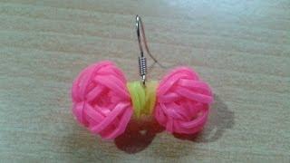 getlinkyoutube.com-♥ Tutorial: lazo de gomitas (sin telar) ♥