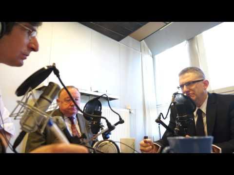 Grzegorz Braun i Stanisław Michalkiewicz 150409 w Radio Wnet