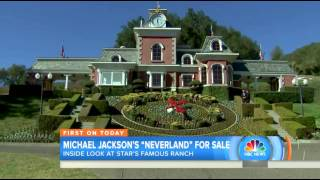 getlinkyoutube.com-Michael Jackson's Neverland Ranch is for sale See how it looks today