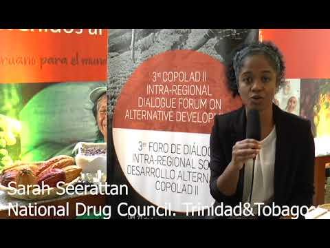 Sarah Seerattan. NCD, Trinidad & Tobago (I)