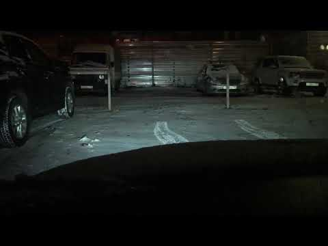 Новые LED лампы в Audi A4 B6