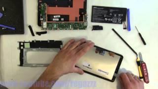 getlinkyoutube.com-Asus MemoPad ME172V Take Apart and Reassembly (Nothing Left)