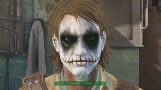 getlinkyoutube.com-Fallout 4: How to look like The Joker