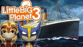 getlinkyoutube.com-The Titanic, Totally Accurate! | Little Big Planet 3 Multiplayer (44)