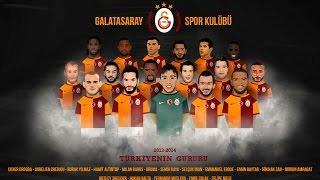 getlinkyoutube.com-Aslan Kral Yeni Galatasaray Marşı 2013-2014-2015-2016[Official Video]
