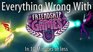 getlinkyoutube.com-(Parody) Everything Wrong With Friendship Games in 10 Minutes or Less