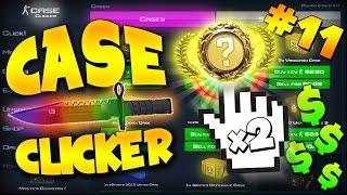 CSGO CASE CLICKER - UNBOXING TWO KNIVES!!! - StatTrak™ M4A1 HYPERBEAST (CASE CLICKER)#11