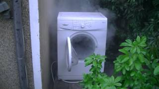 getlinkyoutube.com-More Washing Machine Madness