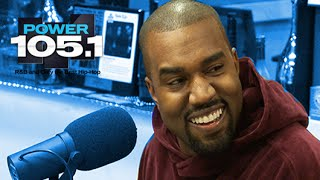 getlinkyoutube.com-Kanye West Interview at The Breakfast Club Power 105.1 (02/20/2015)