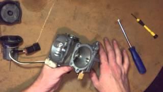 CV40 - How to adjust auto enricher