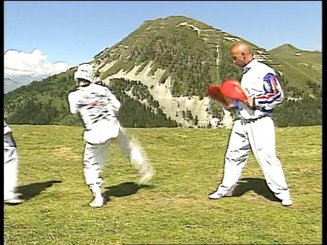 Taekwondo High Technical High Competition