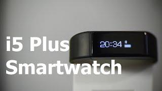 getlinkyoutube.com-i5 Plus Smartwatch - Quick First Look