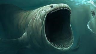 getlinkyoutube.com-أضخم الحيوانات على مر العصور | Best Ten