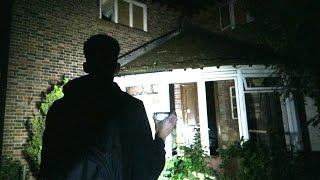 getlinkyoutube.com-Exploring Haunted Care Home (WARNING)