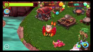 getlinkyoutube.com-My Singing Monsters: Dawn of Fire - Cloud Island Part 2 (Live Stream)