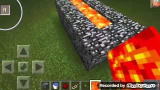 getlinkyoutube.com-วิธีทำธนูไฟ minecraft pe