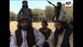 getlinkyoutube.com-New leader of Taliban in Pakistan vows to strike back at US