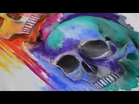 Pintura em Tecido: Testando Materiais
