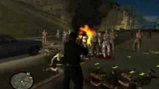 getlinkyoutube.com-GTA San Andreas - Zombie Cleo Mod