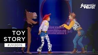 getlinkyoutube.com-Toy Story Live Show - Juventud Vibra 2015