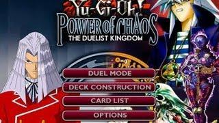 getlinkyoutube.com-Yu-Gi-Oh! Power of Chaos - The Duelist Kingdom ( Bakura VS Pegasus )