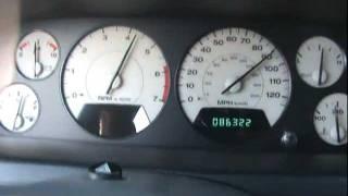 getlinkyoutube.com-Jeep Grand Cherokee 4.7L HO V8 0-100mph