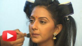 getlinkyoutube.com-Honar Sun Mi Hya Gharchi - Tejashri Pradhan's Simple Look - Zee Marathi Serial