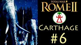 "getlinkyoutube.com-Total War: Rome 2 - Carthage Campaign (Legendary) - Part 6: ""Rome Captured"""